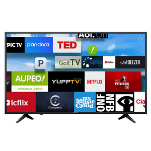 "Hisense 55"" 4K UHD LED TV 55A6100 Black"