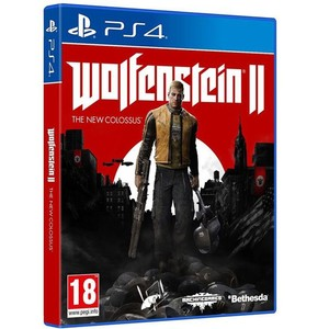 Softworks Wolfenstein II: The New Colossus for PS4