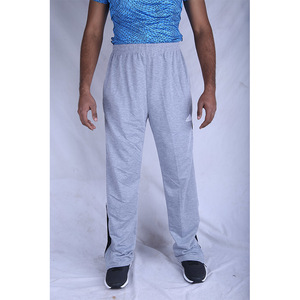 Adidas Gym Trousers for Men Grey