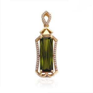 Egyptian Lady Necklace for Women Green