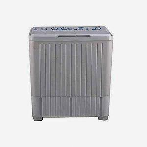 Haier Semi Automatic Twin Tub Washing Machine Hwm 75-As Grey