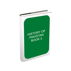 History Of Pakistan Book 2