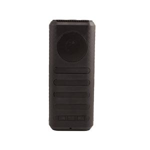 SPACE 8000 mAh Magic Powerbank + Wireless Speaker with LED Flash Light Black