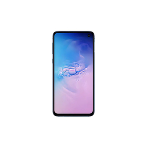 "Samsung Galaxy S10e 4G, 5.8"" Screen, 6GB RAM, 128GB ROM, Single Sim Smartphone Blue"