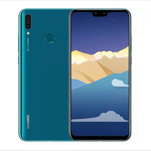 Huawei Y9 (2019) Dual Sim 6.5 Inch Display, 4 GB RAM, 64 GB ROM, CPU Octa-core, Smartphone Saphire Blue