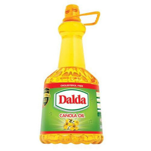 Dalda Canola Oil Bottle 3ltr