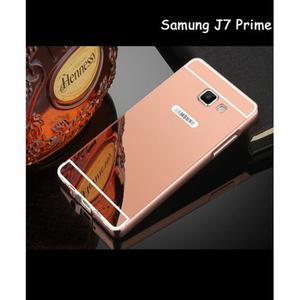 Samsung J7 Pirme Mobile Cover Luxury SA-4198 Pink
