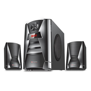 Audionic 2.1 Mega-55 Woofer Speaker MEGA-55 Black