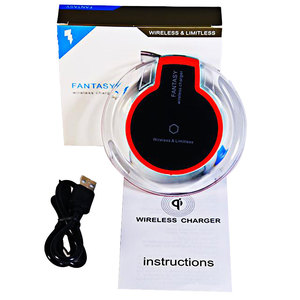 Wireless Charger Ultra Black