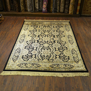 Silky Traditional Rug Kamira Multicolor
