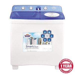 Boss Large Capacity Washing Machine KE15000BS White & Blue