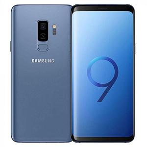 """Samsung Galaxy S9 Plus 6.2"""" Screen, 6GB RAM, 64GB ROM, CPU Octa-Core Smartphone Coral Blue"""