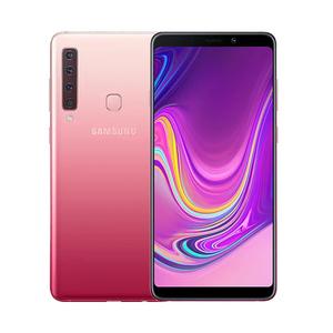 """Samsung Galaxy A9 (2018) Dual Sim Display 6.3"""", 6 GB RAM, 128 GB ROM, CPU Octa-core Bubblegum Pink"""