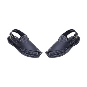 Xarasoft Peshawari Sandals For Men L471-P5602 Blac ...