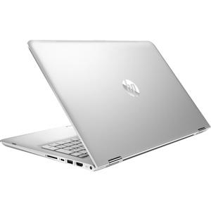 "HP Envy 15Aq267Cl X360 Laptop Core I7 8550U 15.6"" Screen Silver"