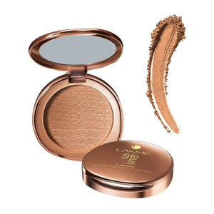 Lakme 9 To 5 Flawless Compact Apricot 8  ...