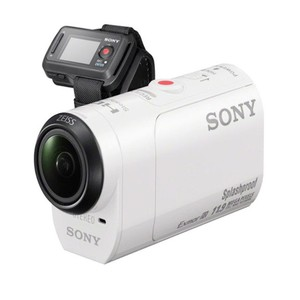 Sony action cam mini HDR-AZ1VR White