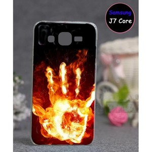 Samsung J7 Core Cover Fire SA-4463 Red