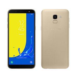 Samsung Galaxy J6 LTE 5.6 Inch, 3 GB RAM, 32 GB ROM, CPU Octa Core, Smartphone Gold