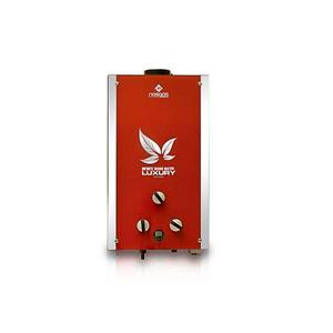 Nasgas Water Heater DG-6L Crystal Red
