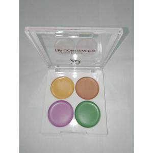 Zd 4 Colors Tip Concealer 01 Multicolor