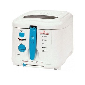 Westpoint Electric Deep Fryer Wf5236 Blue & White