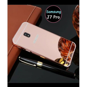 Samsung J7 Pro Luxury Mobile Cover SAA-6610 Pink