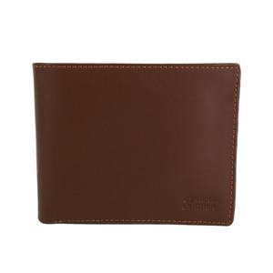 Genuine Leather Wallet TZ43503 - Brown