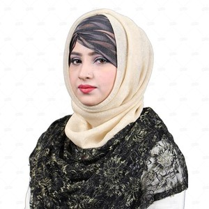 Jersey Hijab For Women Pnl002 Brown