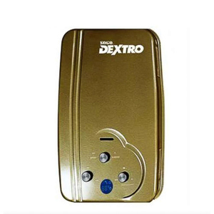 Sogo Brick Instant Water Gas Heater 6Ltr Gold