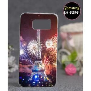 Samsung S6 Edge Cover Eiffel Tower Style SA-5028 M ...