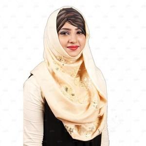 Pashmina Hijab For Women Pm013 Brown