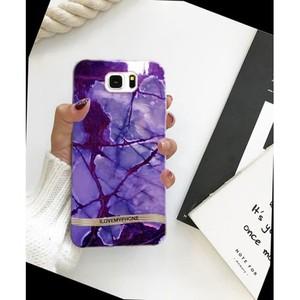 Samsung S6 Edge Luxury Cover SA-6976 Purple