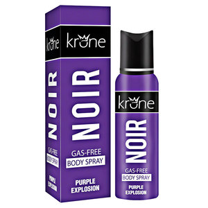 Krone Noir Purple Perfume Body Spray 125 ml
