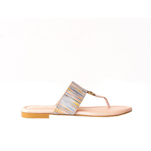 Julke Kerry Flat Sandals For Women JUL-169 Multi Color