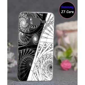 Samsung J7 Core Cover Fancy SA-4455 Grey