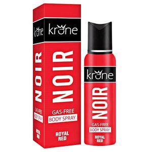 Krone Noir Royal Red Perfume Body Spray 125 ml