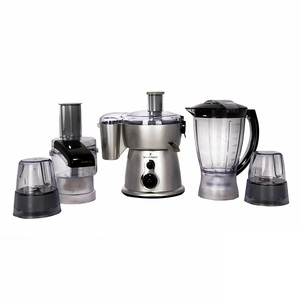 Westpoint Jumbo Food Factory with Extra Grinder WF2804S Silver