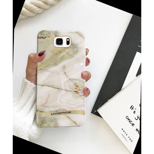 Samsung S7 Luxury Mobile Cover White