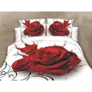 3D Bed Sheet SD0440 Multi Color