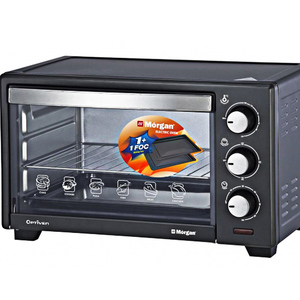 Electric Baking Oven 6512 Black