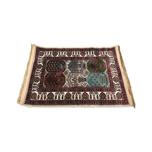 SAJALO Ava Pure Persian Rugs Red