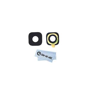 Camera Lens Glass for Samsung Galaxy S7 Edge Black