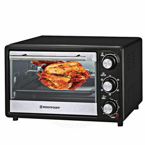 Westpoint Wf-1800 R Rotisserie Oven 1200 Watts Black