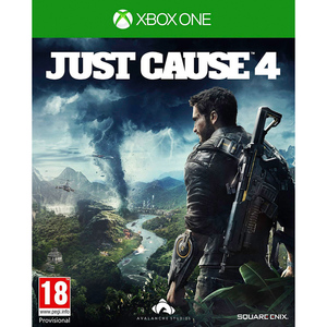 Microsoft Just Cause 4 Standard Edition For Xbox One
