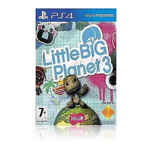 Sony Interactive Entertainment Little Big Planet 3 For PS4
