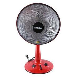 Sogo Electric Heater Fan JPN-99 Black & Red