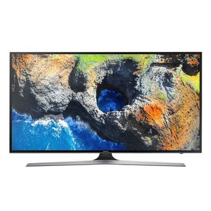 Samsung 43 Inch 4K UHD Smart LED TV MU7000 Black