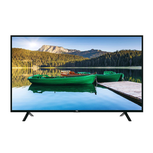 TCL 40 inch UHD Smart LED TV P62 Black