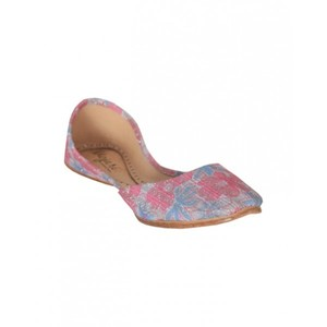 Khussa For Women SS-090 Pink